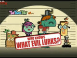 Who Knows What Evil Lurks?