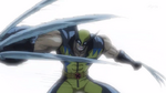 Wolverine en Marvel Disk Wars The Avengers