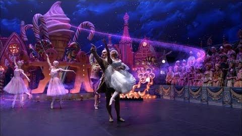Щелкунчик и Четыре королевства - Актеры о балете