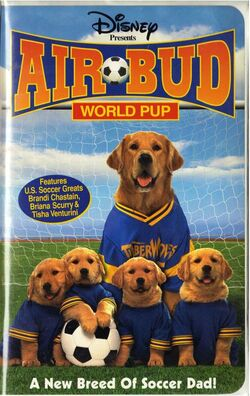 Air Bud World Pup VHS