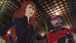 Ant-Man n Black Widow AUR 2