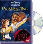Beauty and the Beast 2002 Germany DVD