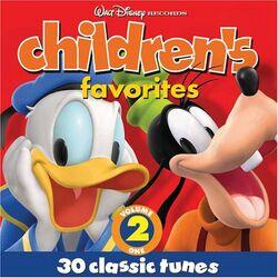 Children's favorites volume 2