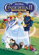 Cinderella 2 DVD