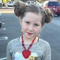 Cute lil Ella Anderson