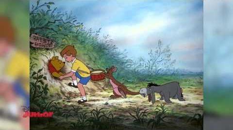"""Czas na kubusiową piosenkę """"Puchatka wyrywajmy"""" - Przygody Kubusia Puchatka"""