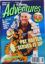 Disney Adventures Magazine australian cover February 1998 Pat Rafter
