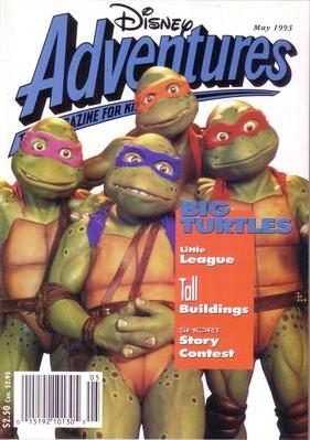 File:Disney Adventures May 1993.jpg