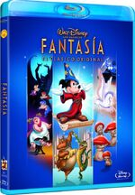 Fantasia Spain Blu-Ray