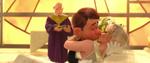Felix and Tamora's wedding day