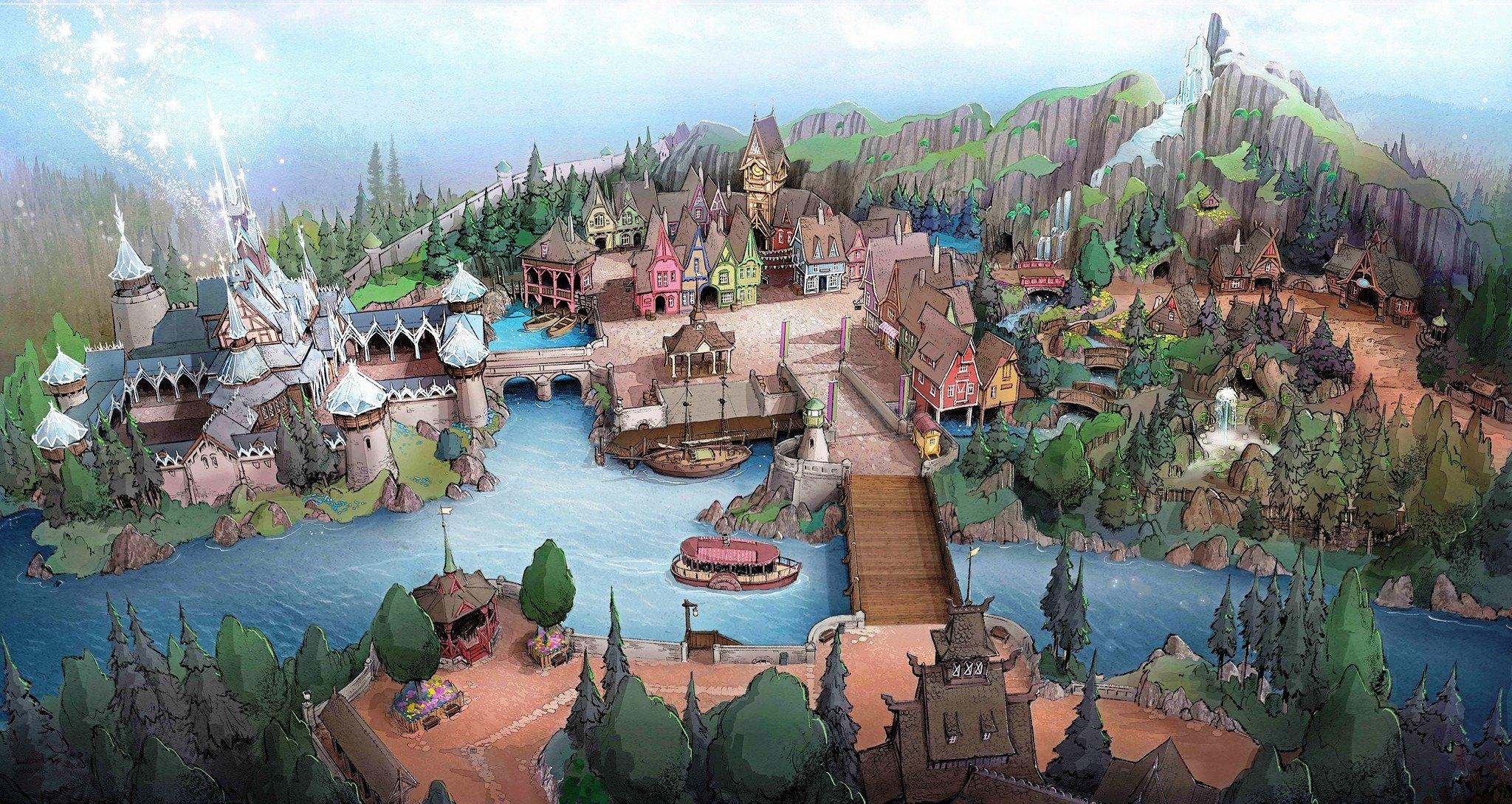 ecb6f7ab9 Arendelle: World of Frozen | Disney Wiki | FANDOM powered by Wikia