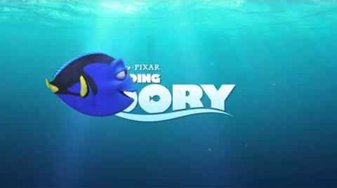 Have You Seen Her? - Finding Dory
