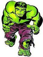 Hulk by Jack Kirby