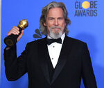 Jeff Bridges 76th Golden Globes