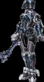 Keyblade Armor (Aqua) KHBBS