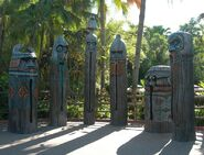 Liki Tikis Magic Kingdom
