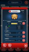 Marvel Tsum Tsum Lockjaw Stats