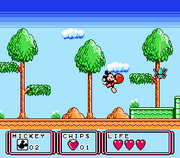 Mickey Mouse III Gameplay