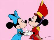 Nutcracker Mickey Maria Minnie romance
