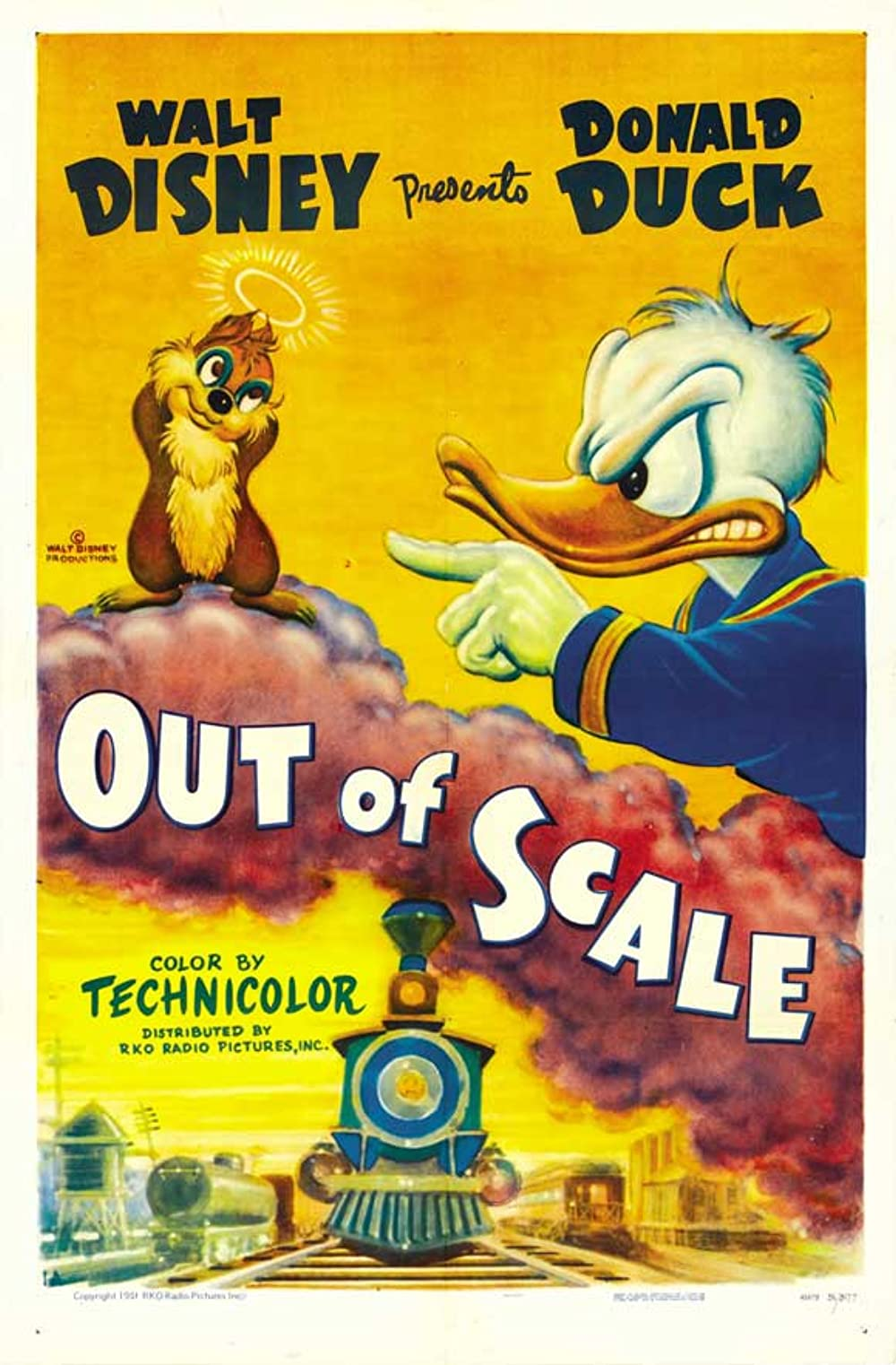 Outofscale poster