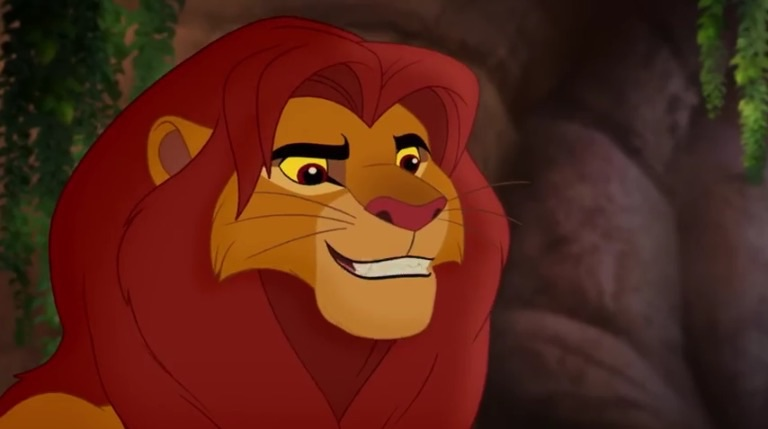 Simba King Lion Full Movie Cartoon In 26golkes