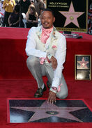 Terrence Howard Hollywood Walk of Fame