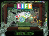 The Game of Life: The Haunted Mansion - The Disney Theme Park Edition