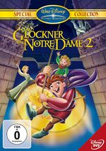 The Hunchback of Notre Dame II 2006 Germany DVD