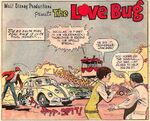 The Love Bug comic 1