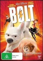 Bolt 2009 AUS DVD