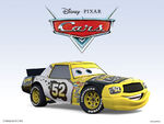 Cars Characters 15 ClaudeScruggs