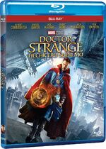 Doctor Strange Mexico Blu-Ray