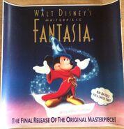 Fantasia Promotion Poster