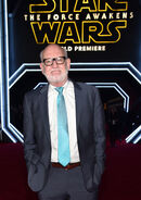 Frank Oz SW Force Awakens premiere