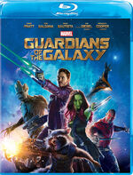 Guardians of the Galaxy BD