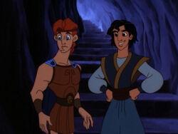 Hercules & The Arabian Night 1