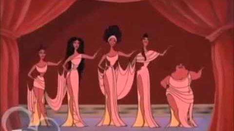 Hercules - Aphrodesia Dance