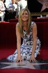 Jennifer Aniston Hollywood Walk of Fame