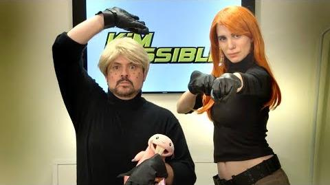 Kim Possible and Ron Stoppable REVEALED! Kim Possible Disney Channel Original Movie