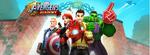 Marvel's Avengers Academy banner