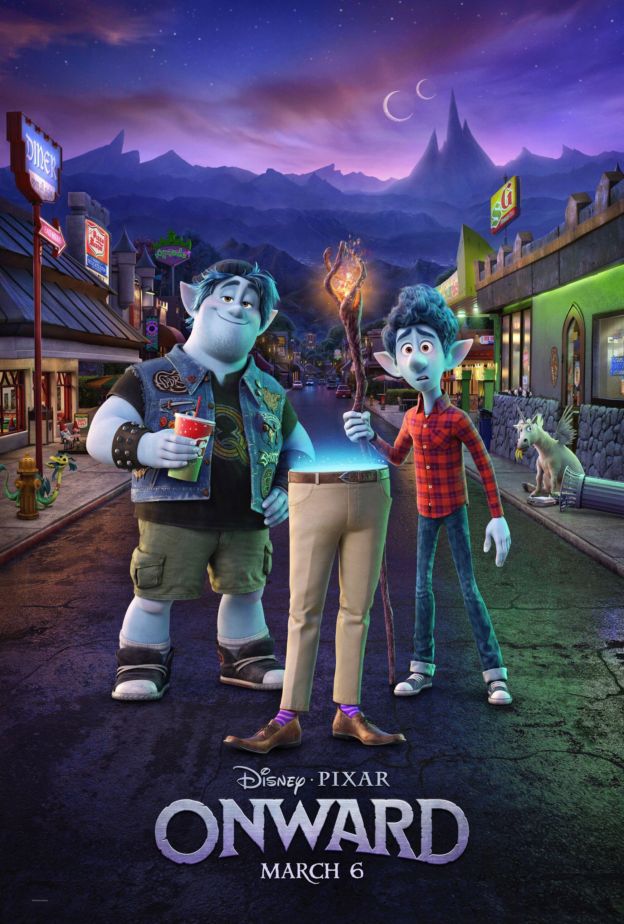 onward pixar ile ilgili görsel sonucu