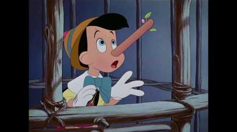 Pinocchio's Lie