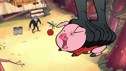 S1e18 Waddles is taken