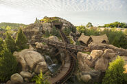Seven Dwarfs Mine Train 09