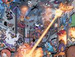 War of the Darkwings
