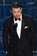 Channing Tatum 87th Oscars
