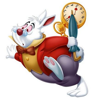 El conejo blanco disney wiki fandom powered by wikia - Conejo de alicia en el pais de las maravillas ...