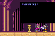 Disney's Magical Quest 2 Starring Mickey and Minnie Ending 3