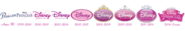 Disney Princess Logos