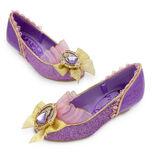Disney Store Princess Rapunzel Costume Shoes Heels Tangled